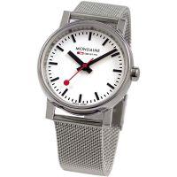 Herren Mondaine Schweizer Railways Evo Uhr