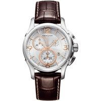 Herren Hamilton Jazzmaster Chronograph Watch H32612555