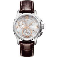 homme Hamilton Jazzmaster Chronograph Watch H32612555
