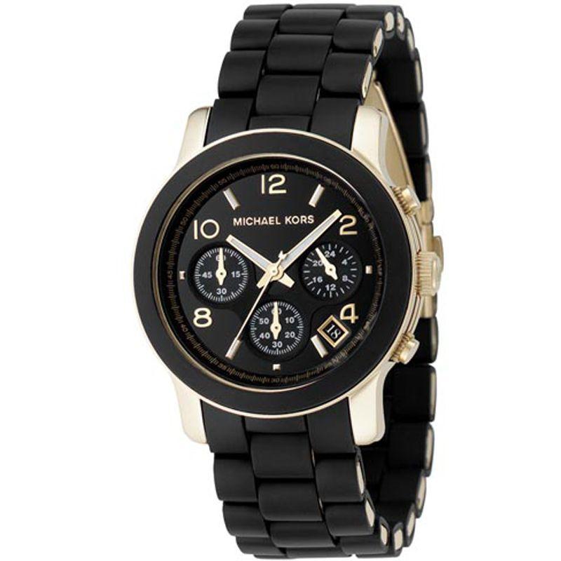 femme Michael Kors Runway Chronograph Watch MK5191