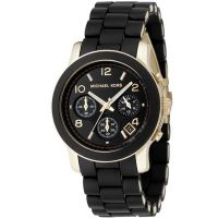 Ladies Michael Kors Runway Chronograph Watch