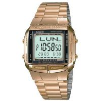 Unisex Casio Databank Alarm Chronograph Watch