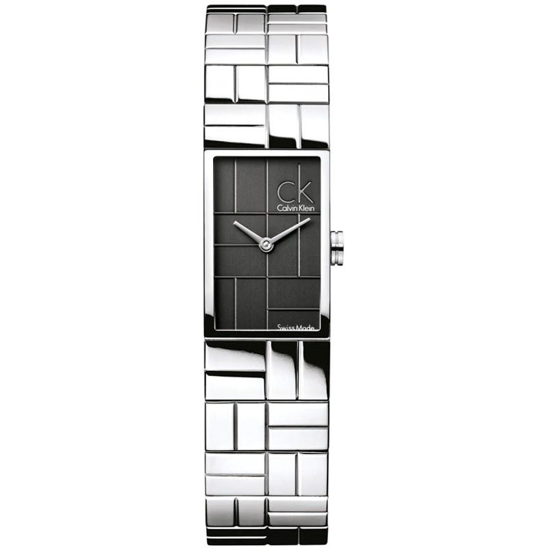 Ladies Calvin Klein Cobblestone Watch K0J23102