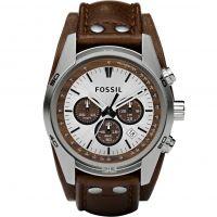 Herren Fossil Coachman Chronograf Manschette Uhr