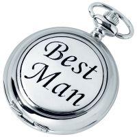 Taschenuhr Woodford Best Man Full Hunter Pocket Watch WF1884/Q