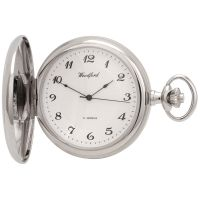 poche Woodford Full hunter Pocket Watch WF1027