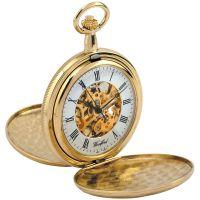 Woodford Tasche Skelett mechanisch Uhr