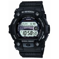 Herren Casio G-Shock G-Rescue Alarm Chronograph Radio Controlled Watch GW-7900-1ER