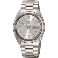 Mens Seiko 5 Automatic Watch SNXS73