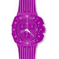 Unisex Swatch Pink Uhr