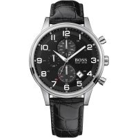 Mens Hugo Boss Aeroliner Chronograph Watch