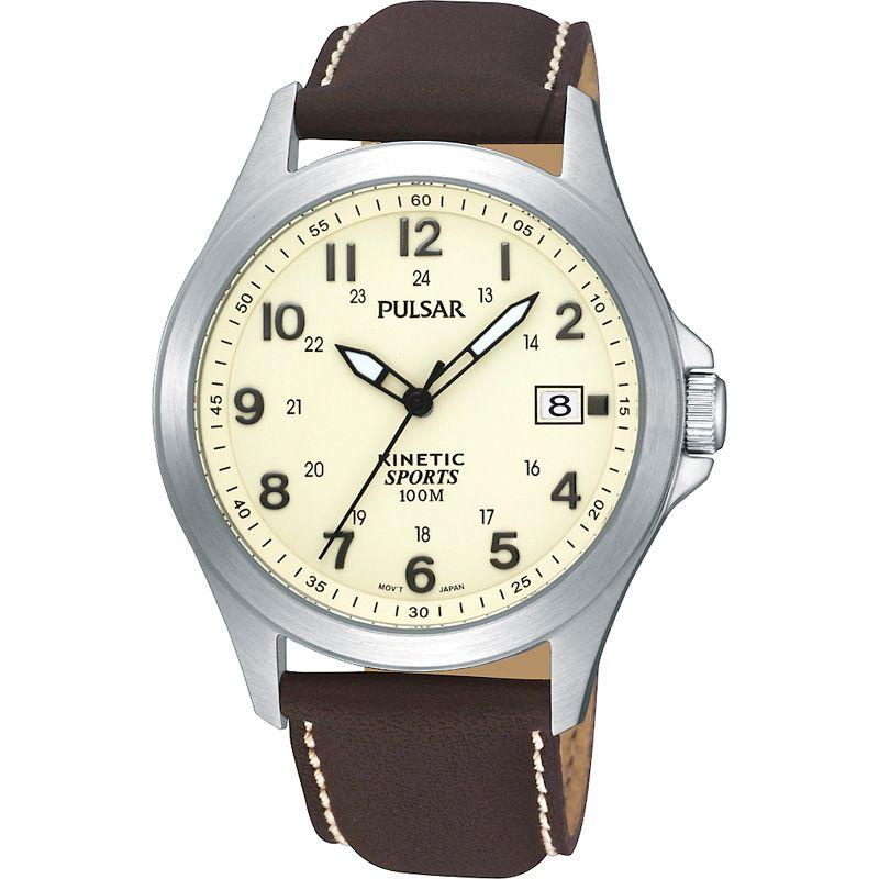 Herren Pulsar Watch PAR167X1