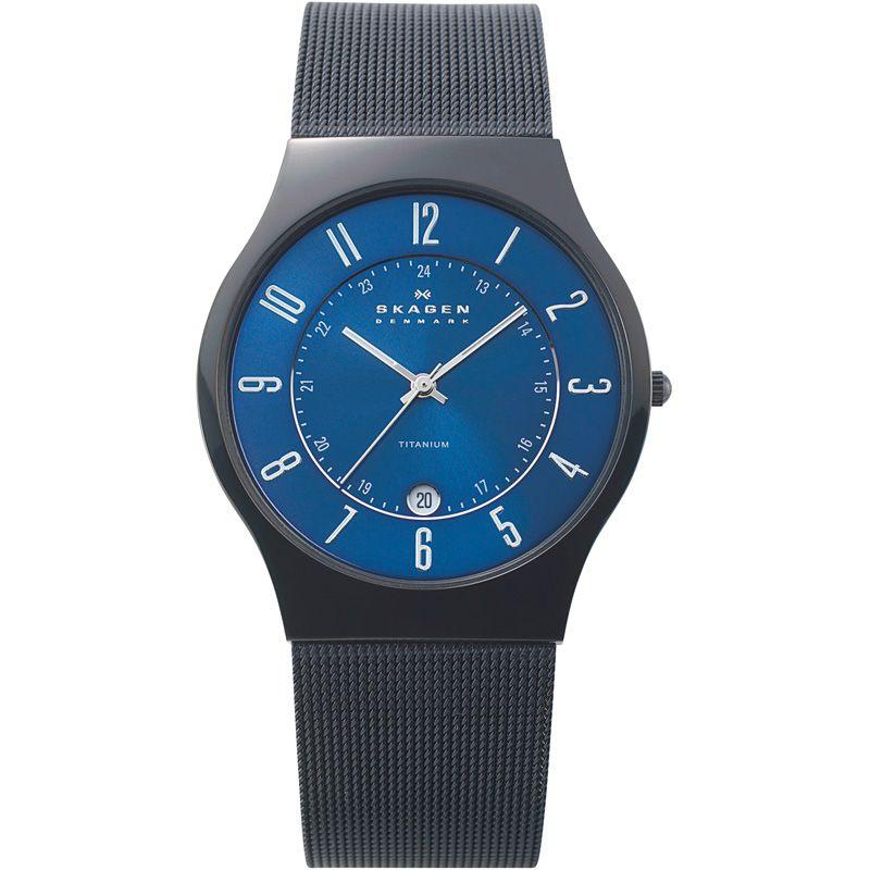 Herren Skagen Grenen Watch T233XLTMN