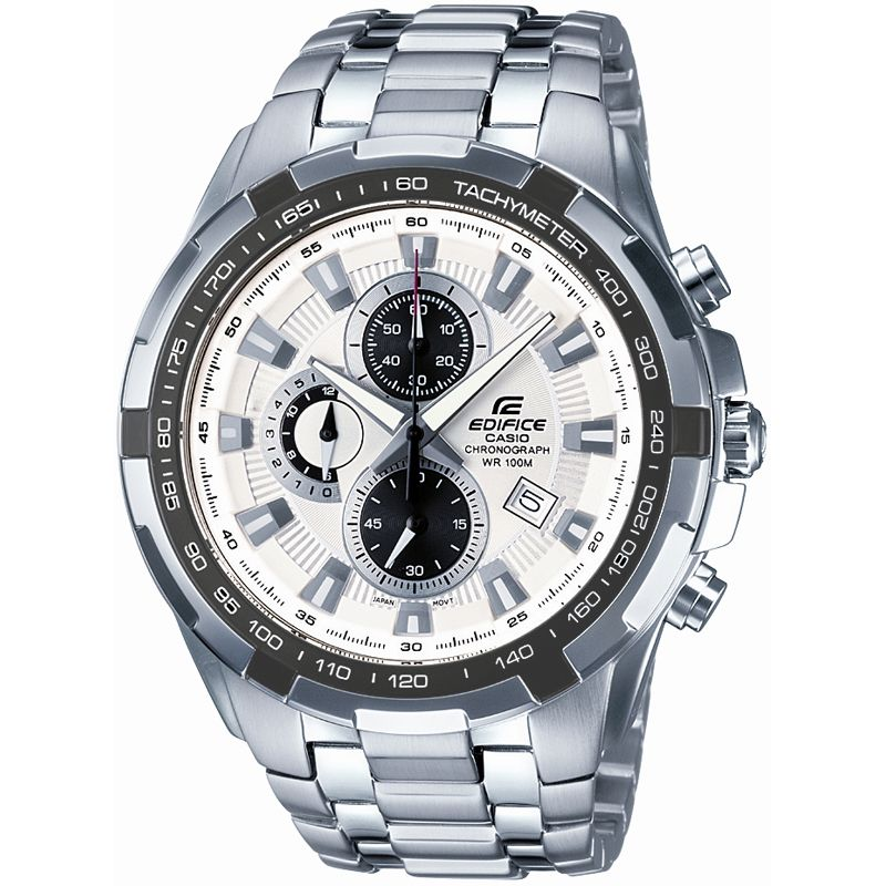 Herren Casio Edifice Chronograph Watch EF-539D-7AVEF