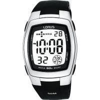 unisexe Lorus Alarm Chronograph Watch R2301CX9