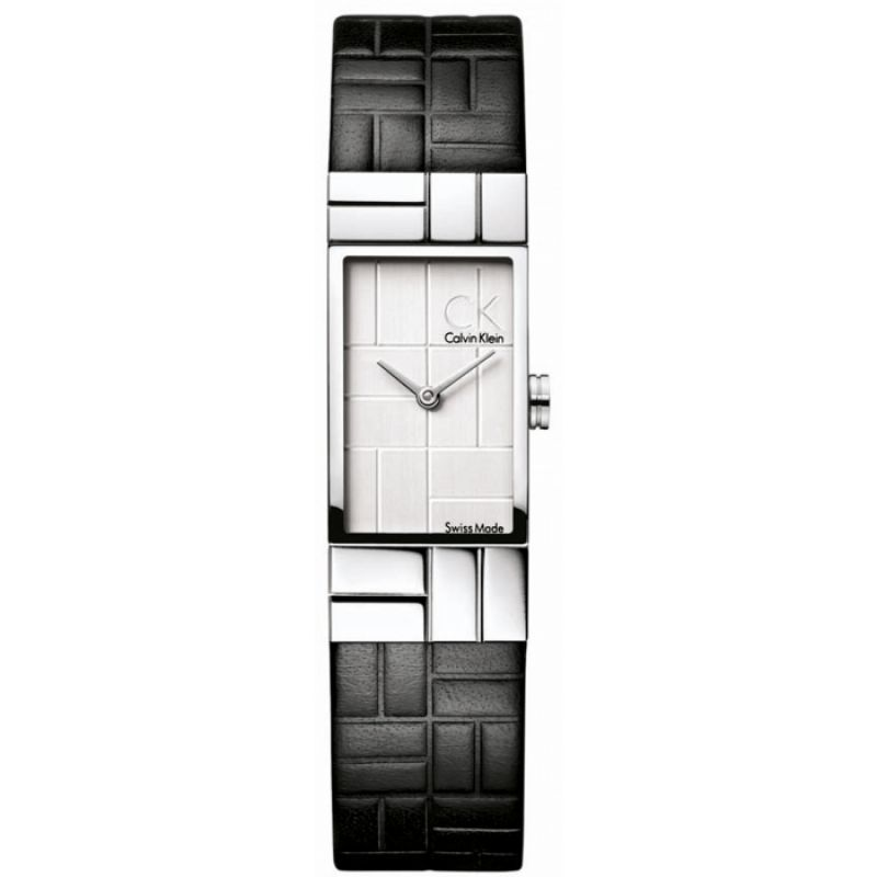 Ladies Calvin Klein Cobblestone Watch K0J23126