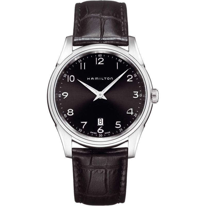 Herren Hamilton Jazzmaster Thinline Watch H38511733