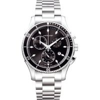 homme Hamilton Jazzmaster Seaview Chronograph Watch H37512131