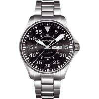 homme Hamilton Khaki Pilot 46mm Watch H64715135