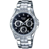 Damen Casio Sheen Watch SHN-3013D-1ADF