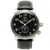 Herren Zeppelin LZ127 Graf Zeppelin Dual Time Watch 7644-2