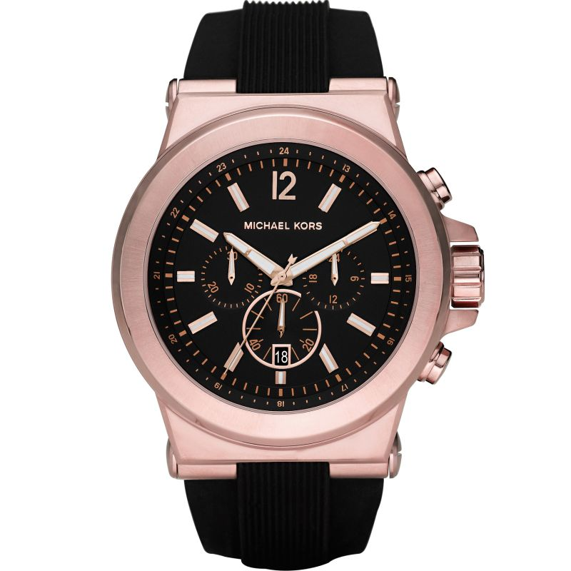 Mens Michael Kors Dylan Chronograph Watch MK8184