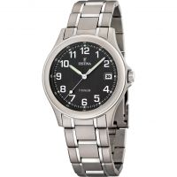 Mens Festina Titanium Watch