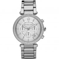 Damen Michael Kors Parker Chronograph Watch MK5353