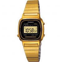 Damen Casio Classic Collection Alarm Watch LA670WEGA-1EF