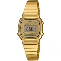 Zegarek damski Casio Classic Collection LA670WEGA-9EF