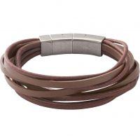 unisexe Fossil Jewellery Bracelet Watch JF86202040