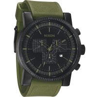Herren Nixon The Magnacon Chronograph Watch A079-1042