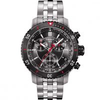 homme Tissot PRS200 Chronograph Watch T0674172105100