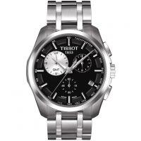 Herren Tissot Couturier GMT Chronograf Uhr
