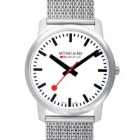 Mens Mondaine Swiss Railways Simply Elegant Watch