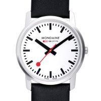 Damen Mondaine Swiss Railways Simply Elegant Watch A4003035111SBB