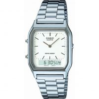 Mens Casio Classic Alarm Chronograph Watch