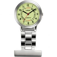 Taschenuhr Lorus Nurses Fob Watch RG253CX9