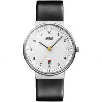 Herren Braun BN0032 Classic Watch BN0032WHBKG