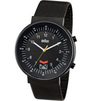 Mens Braun BN0087 Watch BN0087BKBKMHG