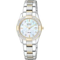 Ladies Citizen Regent Diamond Eco-Drive Watch
