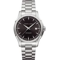 Hamilton Jazzmaster Viewmatic 40mm Herenhorloge Zilver H32665131