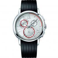 Herren Calvin Klein Drive Chronograf Uhr