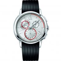 homme Calvin Klein Drive Chronograph Watch K1V27926