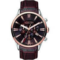 Mens Roamer Superior Chronograph Watch