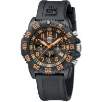 Luminox Navy Seal Colormark 3080 Series Herrkronograf Svart A3089