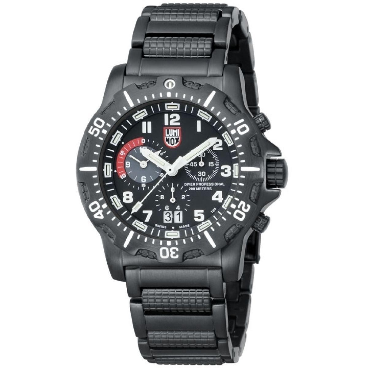 Gents luminox dive series chronograph watch a8362 - Luminox dive watch ...