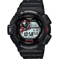 Mens Casio G-Shock Mudman Alarm Chronograph Watch G-9300-1ER