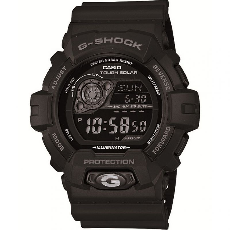 Herren Casio G-Shock Alarm Chronograph Watch GR-8900A-1ER
