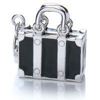 Ladies Royal London Sterling Silver Suitcase Charm RLSC0016